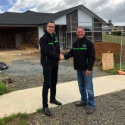 James Stroud & Michael Rabey (Auckland North home builder)