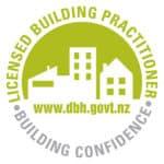 New Zealand Licensed Building Practicioner Logo