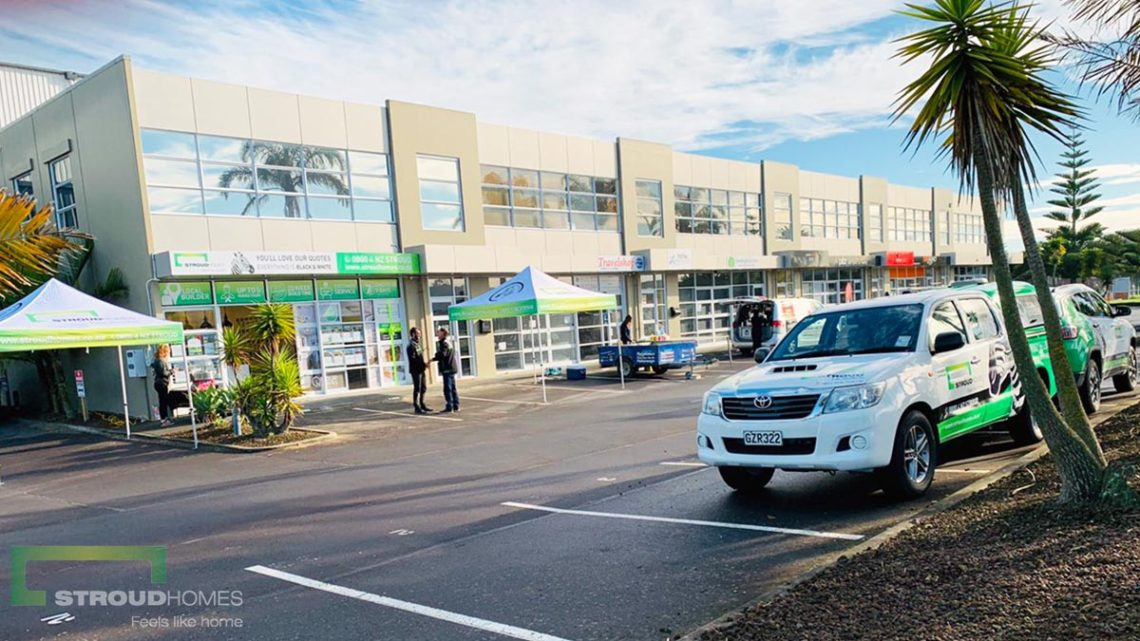Stroud-Homes-New-Zealand-Auckland-South-Grand-Opening-Day-Display-Centre-Vehicles