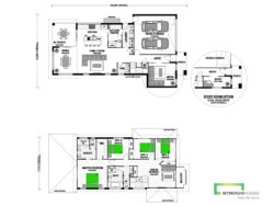 Kauri 280 Two Storey Classic Floor Plan