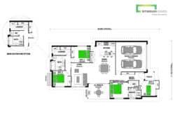 Maunganui 190 Floor Plan