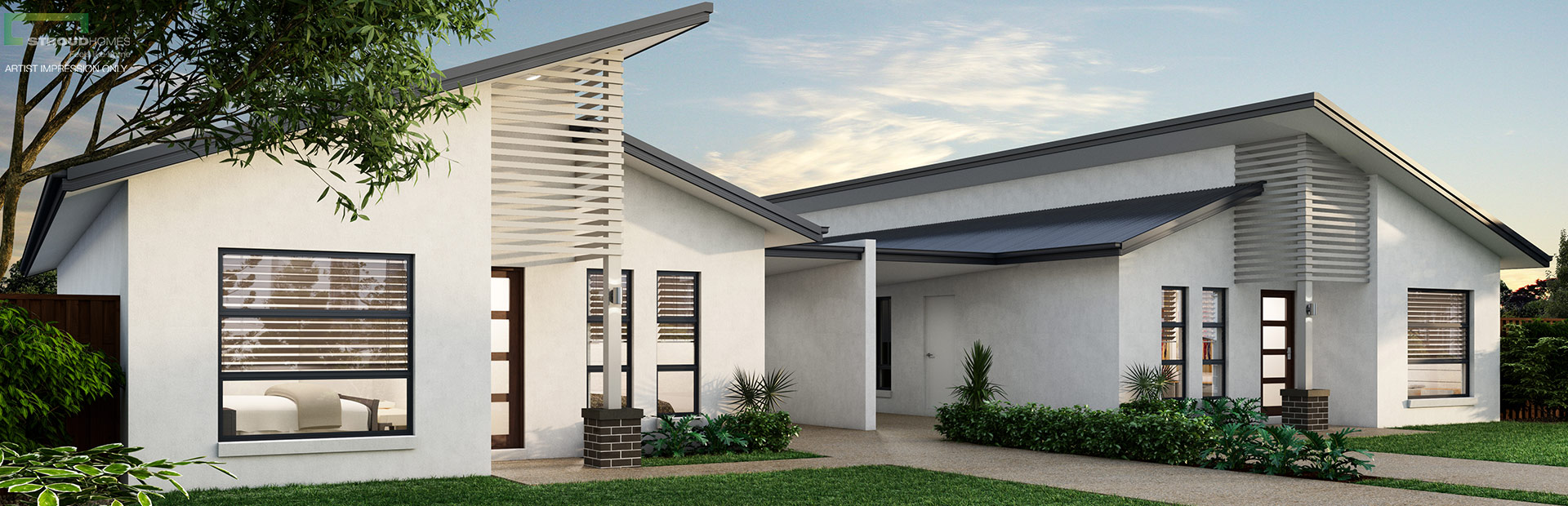 Hillary 273 Duplex Home Design Stroud Homes New Zealand