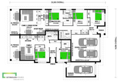 Kanuka 245 Classic Floor Plan