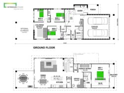 Totara 276 Classic Floor Plan