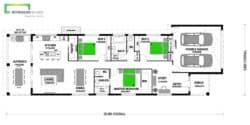 Alure 209 Classic Floor Plan