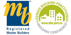 New Zealand Registered Master Builders & Licensed Building Practitioner