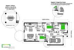 Wainui 111 Classic Floor Plan