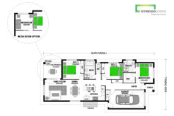 Wainui 137 Floor Plan