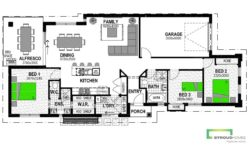 Kapiti 159 Mountain Floor Plan