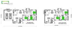 Waiheke 160 Classic Floor Plan