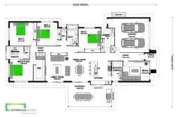 Greenmount 290 Coast Floor Plan