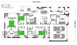 Opononi 234 Classic Floor Plan