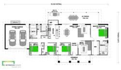Pearl 254 Alpine Floor Plan