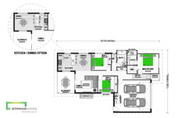 Selwood 164 Skillion Floor Plan
