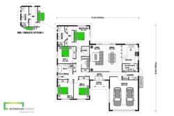 Pendleton 240 Classic Floor Plan