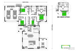 Waitohi 245 Classic Floor Plan