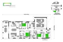 Mitchell 225 Mountain Floor Plan