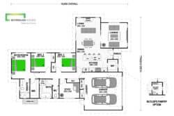 Clutha 180 Lakes Floor Plan