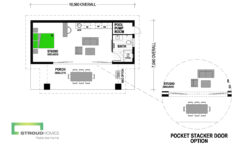 Pool House 65 Alpine Floor Plan