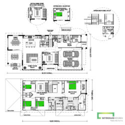 Asher 290 Classic Floor Plan